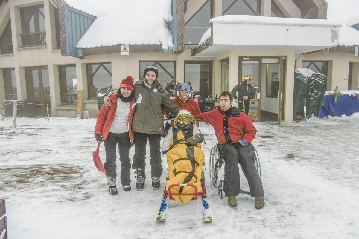 Galerie photo : les sorties hivernales