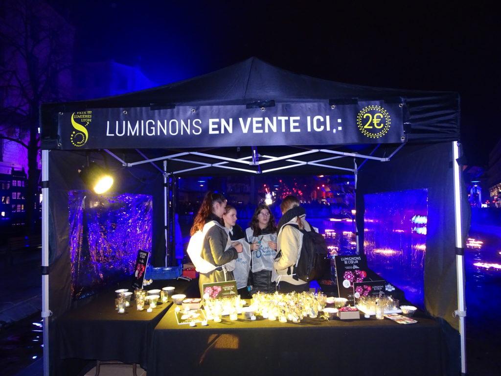 où acheter des lumignons du Cœur 2019 APF France handicap