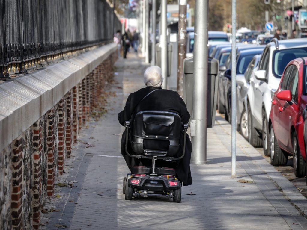 Réorganisation des services aux personnes en situation de handicap-covic19