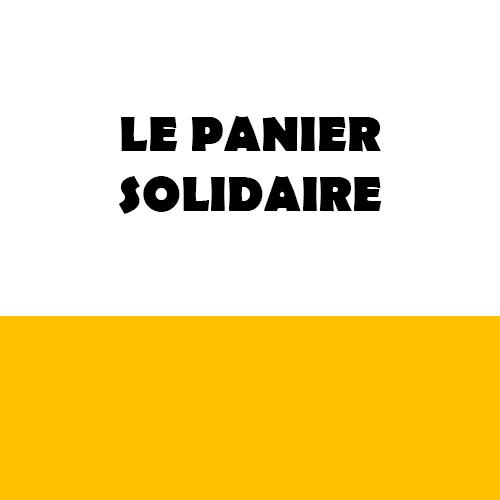 le panier solidaire villeurbanne-soutien aux plus vulnérables personnes âgées personnes en situation de handicap COVID-19