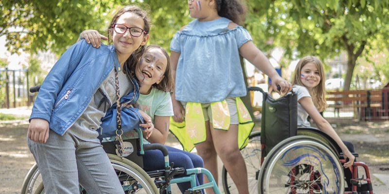 Sensibilisation scolaire handicap Rhône