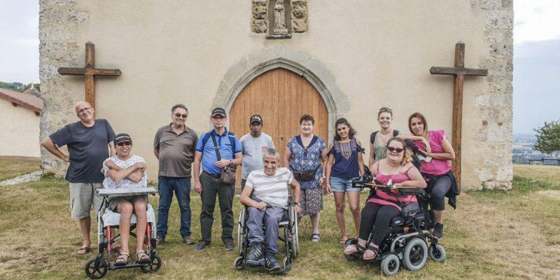 Sortie de loisirs handicap Rhône